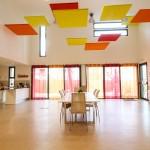 colocation handicapés salle à manger