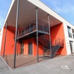 colocation handicapés bâtiment